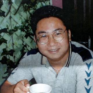 911因救人而遇难的华人英雄曾喆(家人提供照片)