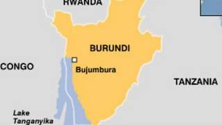 Kiliba Ondes iri ku rubibe rw'u Burundi na Kongo