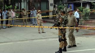 انفجار في دلهي