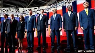 المرشحون الجمهوريون