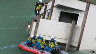 日本震災後颱風又創嚴重損害記錄