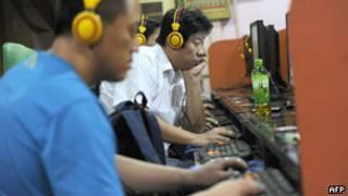 中國互聯網用戶