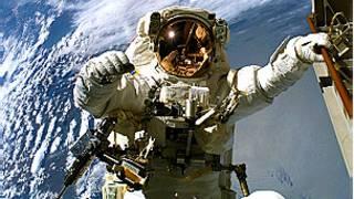 नासा के अंतरिक्षयात्री