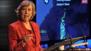 Бывшая глава британской контрразведки баронесса Элайза Маннингэм-Буллер