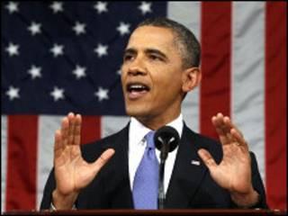 Shugaban Amurka, barrack Obama