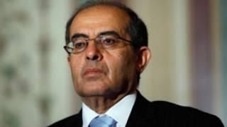 Thủ tướng tạm quyền Libya Mahmoud Jibril