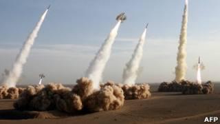 Иранская баллистическая ракета Shahab-2
