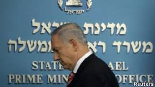 Premiê Binyamin Netanyahu. Reuters