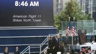 Lễ tưởng niệm nạn nhân 11/9 tại New York