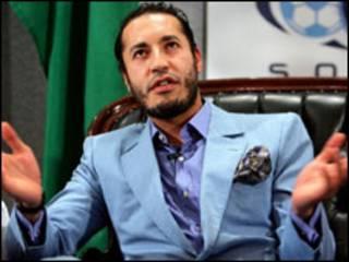 Sa'adi Gaddafi