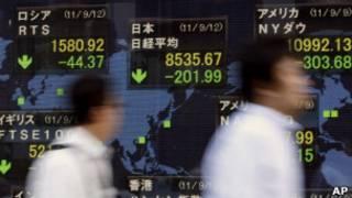 Рынки падают