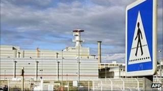 法國核電站