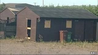 Albergue em Bedfordshire. BBC