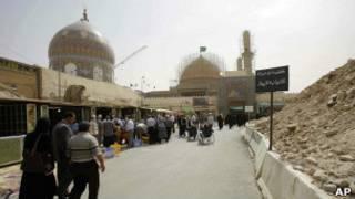 Шиитская мечеть Аскари в Самарре