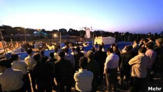 اعدام در ملاء عام، عکس از خبرگزاری مهر