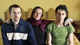 سه آمریکایی متهم به جاسوسی در ایران