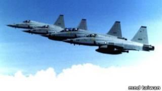 Phi cơ chiến đấu của Đài Loan (Hình minh họa)