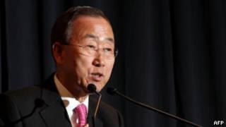 聯合國秘書長潘基文(07/09/2011)