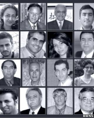 مسوولان بازداشت شده دانشگاه مجازی بهائیان