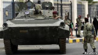 قوات الحرس الجمهوري في صنعاء