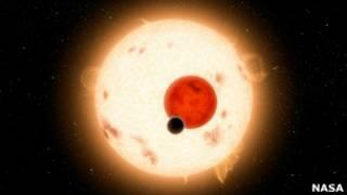 Planet Kepler-16b