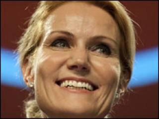 Denmark new PM