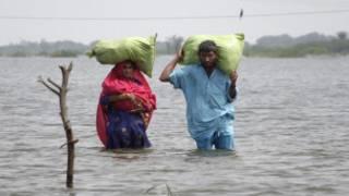 فائل فوٹو، سیلاب متاثرین، سندھ