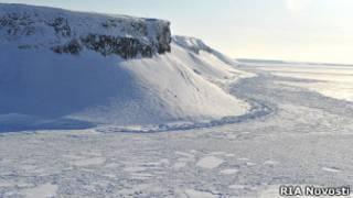 Арктика, Земля Франца-Иосифа