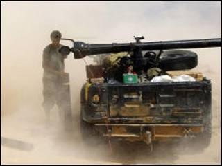 Wani dan tawaye a Sirte