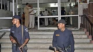 आगरा के अस्पताल में धमाका