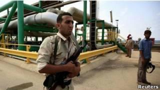 ليبيا نفط