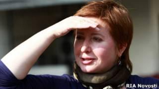 Журналист Ольга Романова