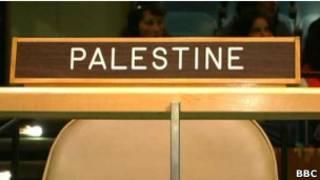 Заявка Палестинской автономии