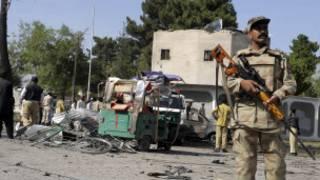 قوات امن في كويتا
