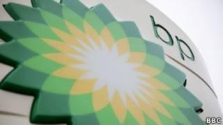 Логотип BP