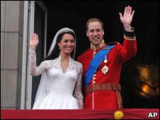 凯特和威廉王子婚礼