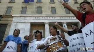 اعتراض یونانی ها به تدابیر ریاضتی