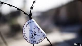 Estado da Palestina. BBC
