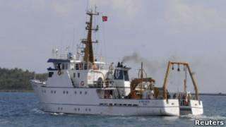 Türkiyənin geoloji-kəşfiyyat gəmisi