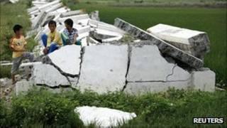 चीन में भू-अधिग्रहण के ख़िलाफ़ आंदोलन