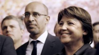 Politisi sosialis Prancis