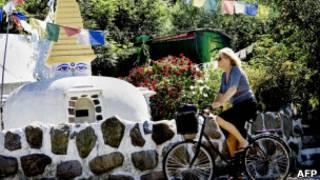 Foto de arquivo de Christiania, na Dinamarca (AFP)