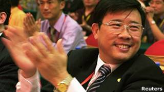 لیانگ ونگن، میلیاردر چینی