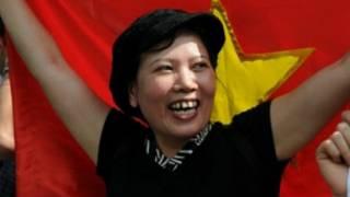 Bà Đặng Bích Phượng (Ảnh: GS.TSKH Hoàng  Xuân Phú)