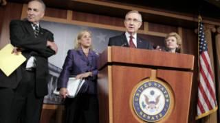Phát biểu sau cuộc bỏ phiếu ở Thượng viện Hoa Kỳ