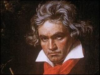 贝多芬头像