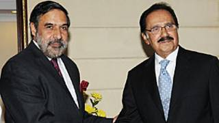 بھارت پاکستان وزراء تجارت