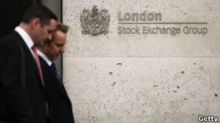 брокеры у Лондонской биржи