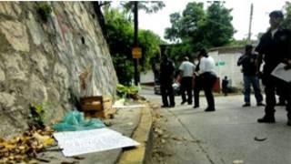 Milli ya watu iliyokatakatwa nchini Mexico