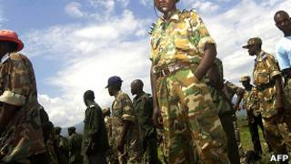 Abarwanyi ba FDLR biteguriye gutahanwa mu Rwanda mu 2005